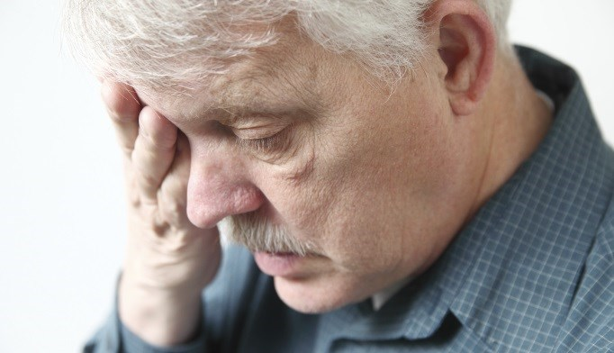 Cortisol levels appear to be associated with brain volume and cognition in older people.