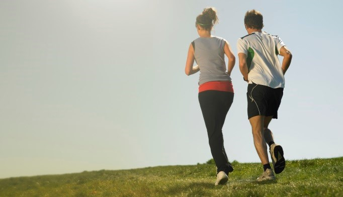 Light Jogging Beneficial for Health