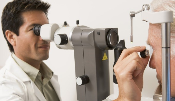 First Referral for Diabetic Retinopathy Exam Delayed About 3 Years