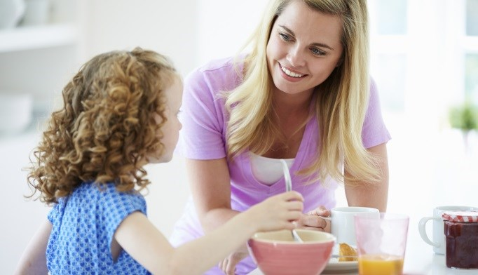 Parents May Encourage Exercise With Menu Calorie Counts