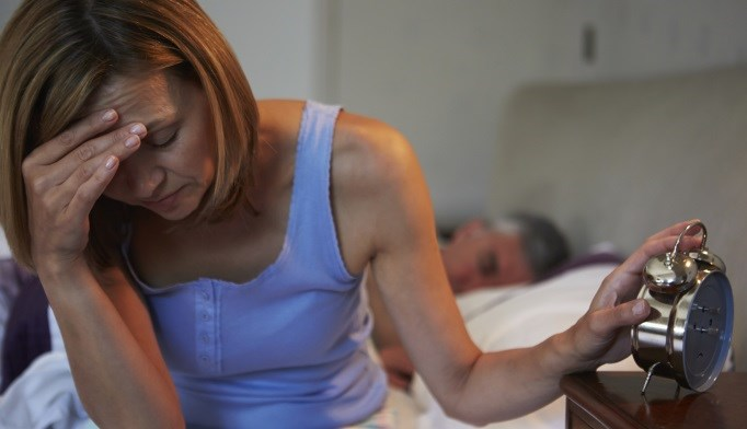 Women who experienced surgical menopause were more likely to suffer worse insomnia symptoms.