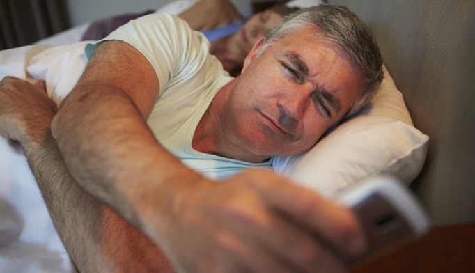 Declining levels are linked to a longer circadian period.