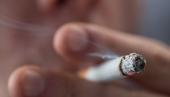 Active smoking and secondhand smoke increase the risk for infertility and early menopause.