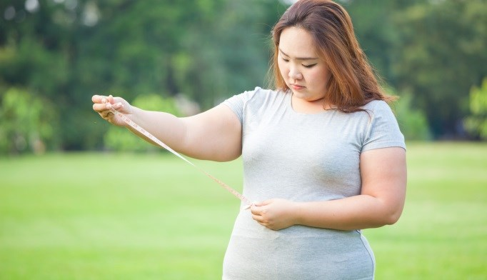 Teens often view themselves as normal weight despite being overweight or obese.