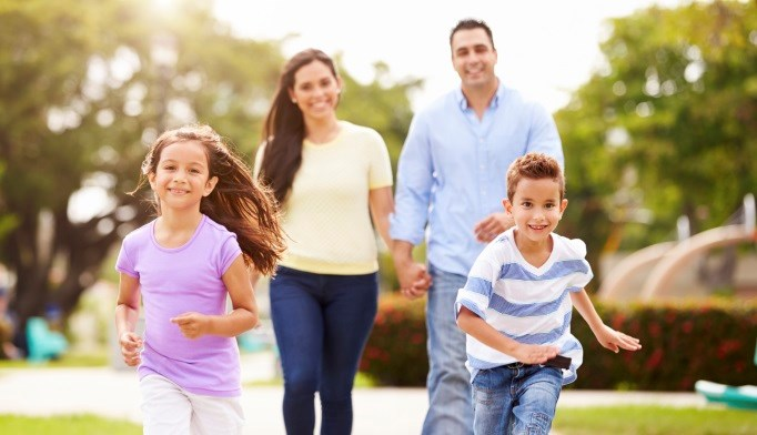 Walking Breaks Improve Blood Sugar in Children