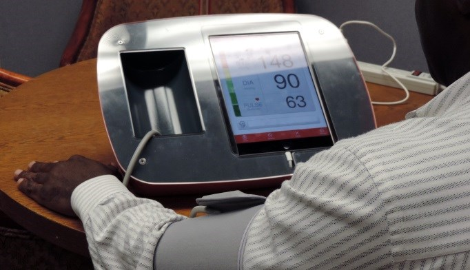 Blood Pressure Improved With Gamification System Achievements