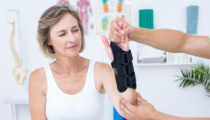 Abaloparatide was linked to lower fracture incidence in postmenopausal women.