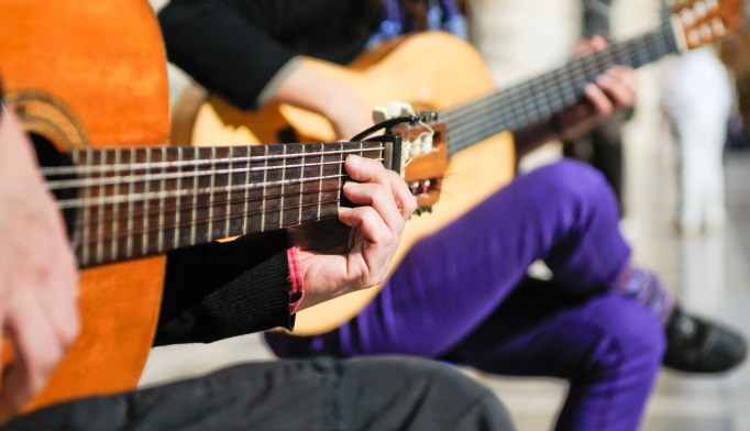 Music May Help Physicians Connect with Patients