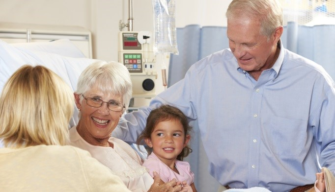 Satisfaction of Patients' Families Improved With Unrestricted Visiting Hours