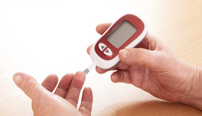 Topical iodine was linked to variable glucometer readings in a 28-year-old woman with gestational diabetes.