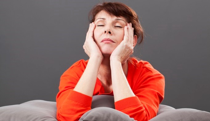 Depressive symptoms and negative mood are tied more closely to age than menopause.