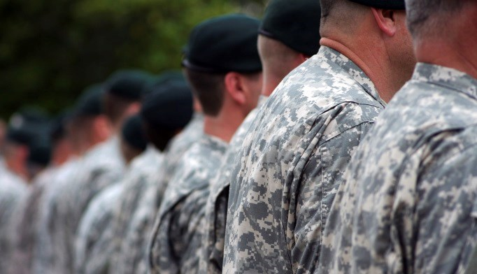Veterans with posttraumatic stress disorder may be at risk for food addiction or other eating disorders.