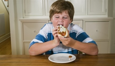 Adult obesity possible for about 50% of today's children
