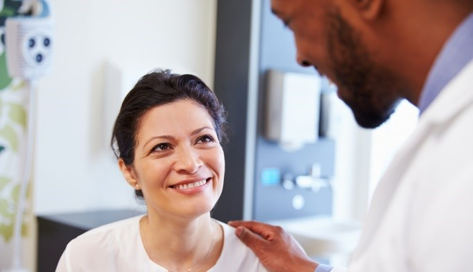 Empathetic listening can improve communication between patients and physicians.