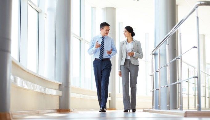'Walking Meetings' May Improve Employee Activity Levels