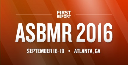 ASBMR 2016 Set to Explore Latest Advances in Bone and Mineral Metabolism