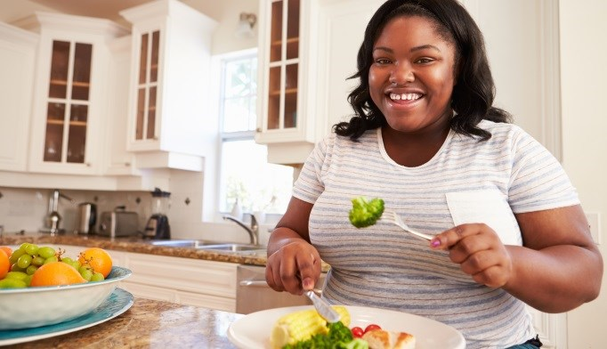 Meal times may affect appetite.