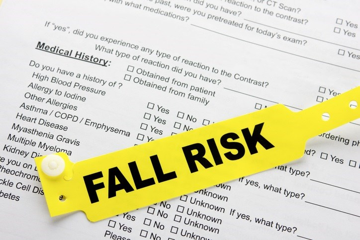 Older Men With Low Total, Bioavailable Testosterone at Increased Risk for Falls