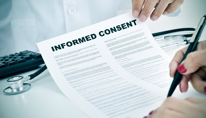 Obtaining informed consent is crucial in medical research, and new methods of obtaining consent are aiming to make study information more readily accessible.