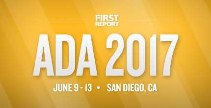 What to watch for at the ADA 2017 meeting in San Diego.