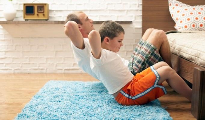 Behavioral Intervention Benefits Both Overweight Children and Parents