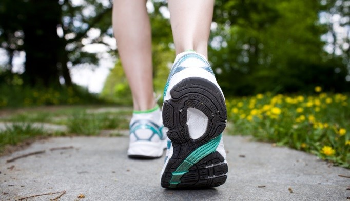 Walking briskly may be more effective for controlling glucose in prediabetes.
