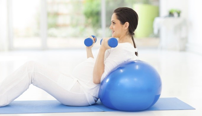 Recurrence of gestational diabetes was not reduced with a supervised exercise program.