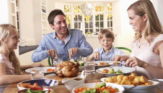 Family Meals Integral in Preventing Childhood Obesity