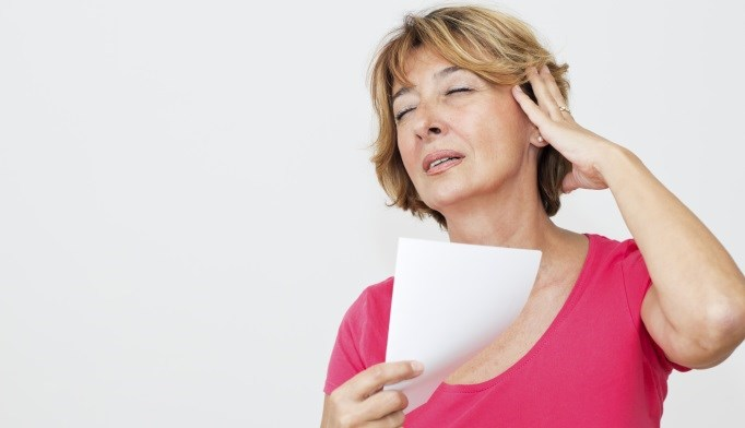 Earlier Hot Flashes Associated With Poorer Endothelial Function