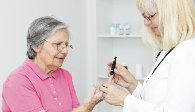 Only One-Third of Older Patients Meeting Diabetes Treatment Targets