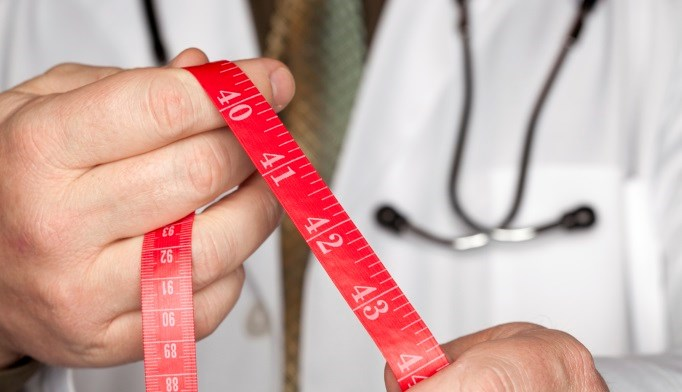 Central Obesity May Raise Mortality Risk in Normal-Weight Individuals