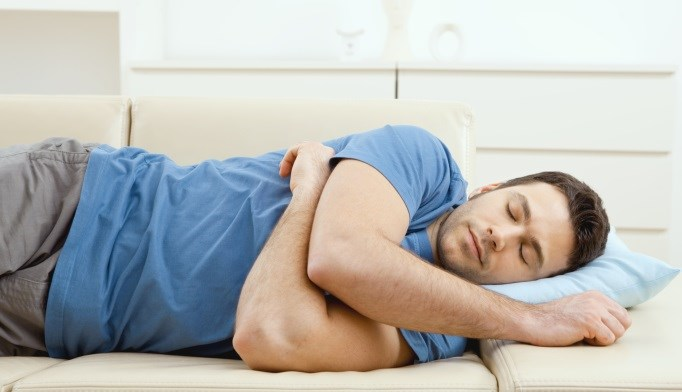 Napping Countered Detrimental Effects of Sleep Deprivation in Men