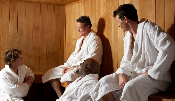 Sauna Use May Lower Heart Disease Risk in Men