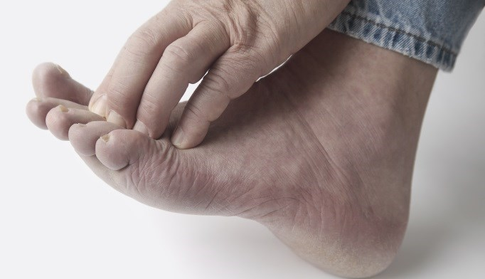 Balance Worse in Diabetic Peripheral Neuropathy