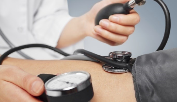 Individuals with type 2 diabetes with blood pressure lower than currently recommended had a lower risk of CVD.