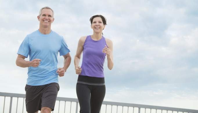 Higher midlife cardiorespiratory fitness may mean lower healthcare costs.