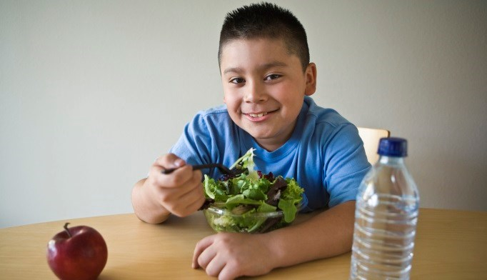 Obesity Intervention Reduces BMI in Children