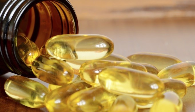 Low vitamin D levels are associated with incident frailty in older women.