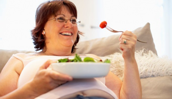 Diet-Induced Weight Loss May Be Beneficial for Cancer Prevention in Obese Women