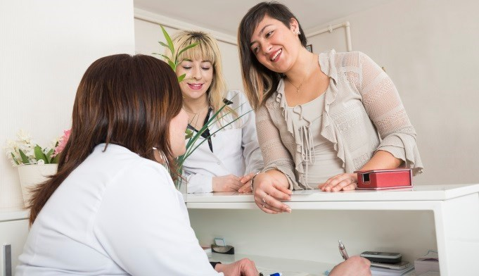 Front Desk Staff Poised to Help Increase Practice Cash Flow