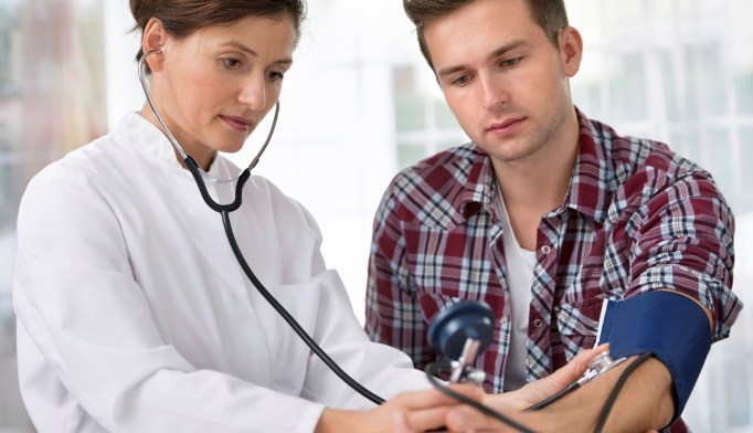 Even Slightly Elevated BP May Up Cardiac Risk in Young Adults
