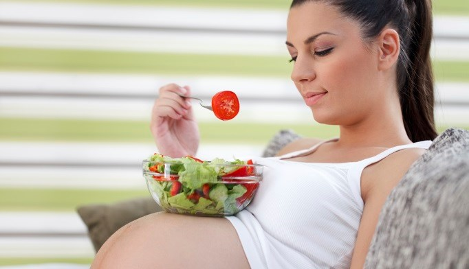 Healthy Diet May Cut Hypertension Risk After Gestational Diabetes