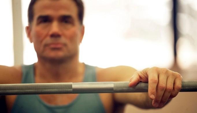 Specific Exercises Improved Bone Health in Men