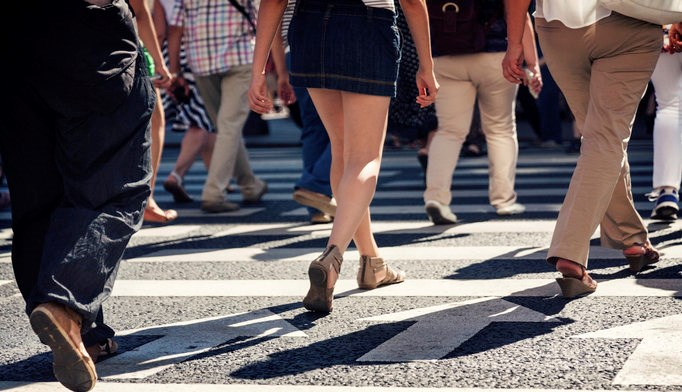 Living in Walking-Friendly Neighborhoods May Reduce Hypertension Risk