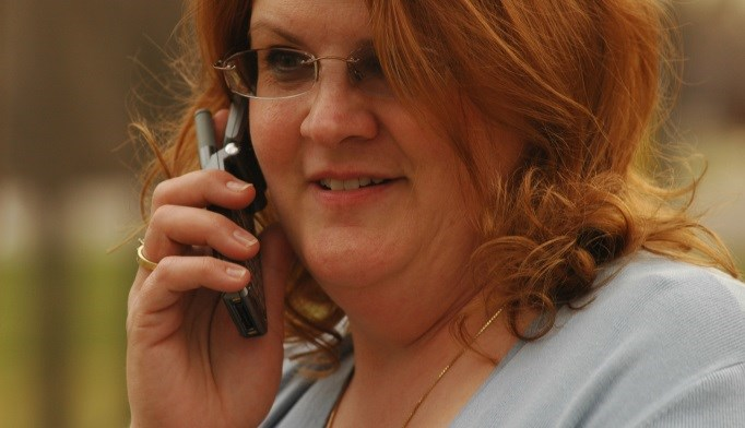 Patients with type 2 diabetes may benefit from follow-up phone calls.