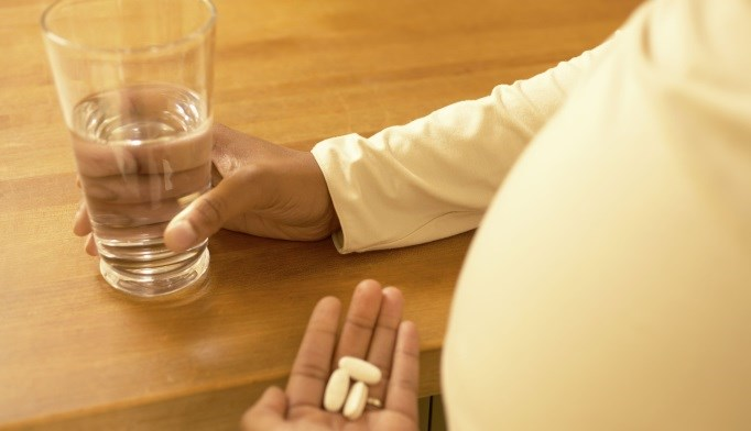 Effect of Folic Acid Supplementation on Pre-Eclampsia Prevention in High-Risk Patients