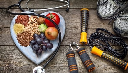 Healthy Lifestyle With Diabetes Cuts Cardiovascular Risk