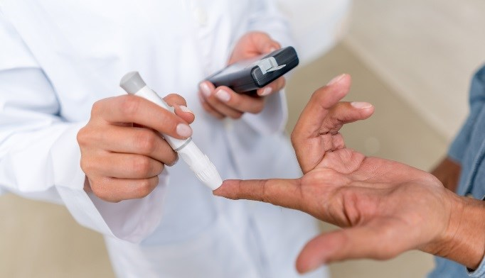 Diabetes With High BMI Ups Risk of Some Cancers
