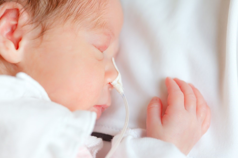 Efficacy of Continuous Glucose Monitoring in Preterm Infants