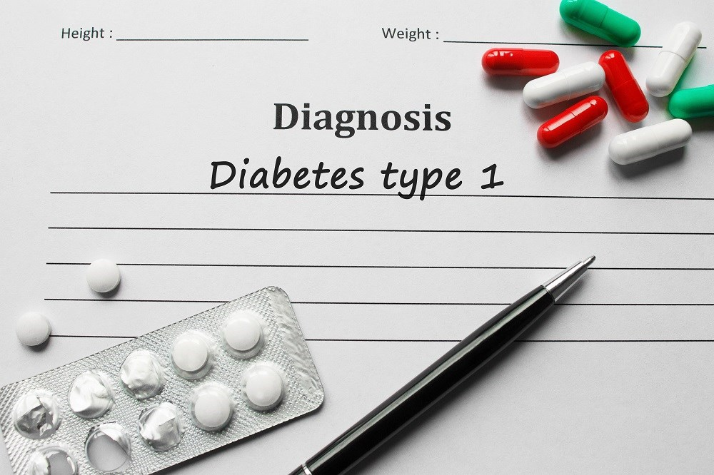 T1D genetic susceptibility was linked to non-obesity-related insulin-dependent diabetes.
